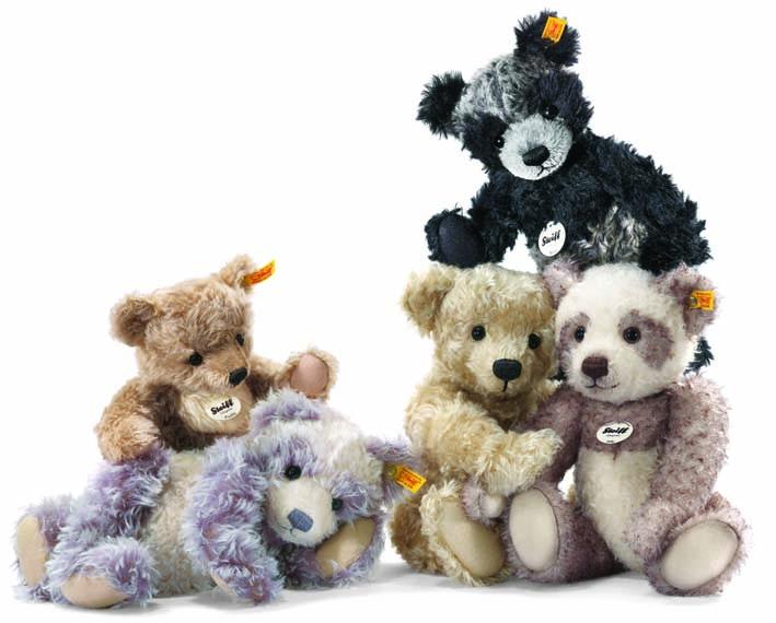 mohair teddy bears