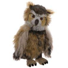 Charlie Bears Cleversticks Owl