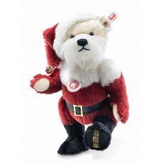 Steiff EAN 006029 Santa Teddy Bear