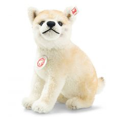 Steiff EAN 678561 baby Shiba Inu dog for Japan