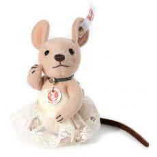 Steiff Brie Squeeker Mouse EAN 683435