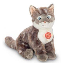 Teddy Hermann Original 20cm Siamese cat plush soft toy kitten 91824
