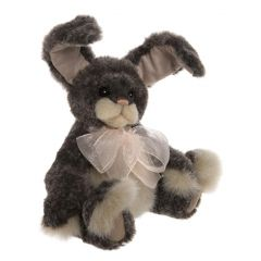 Charlie Bears Ash konijn 23 cm.