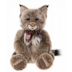 Charlie Bears Cubby Hole Lynx