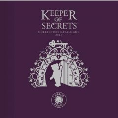 Charlie Bears Catalogue 2021 Keeper of Secrets Collection