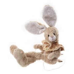 Charlie Bears Adelphi konijn 36 cm.