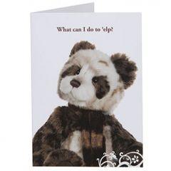 Charlie Bears gift card Elpa