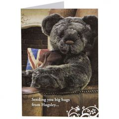 Charlie Bears gift card Hugsley