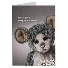 Charlie Bears Card Tidy