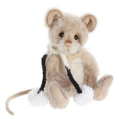 Charlie Bears Fezziwig Mouse