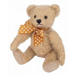 Hermann Teddy Antique Bear beige 11 cm. 154716