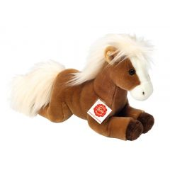 Hermann Teddy 902591 laying horse