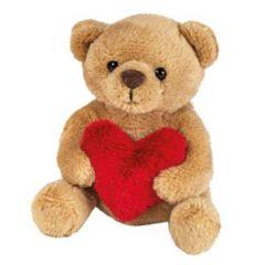 Hermann Teddy bear with heart 913825