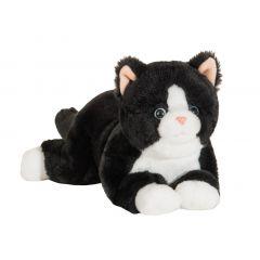 Hermann Teddy Kat zwart wit 918356