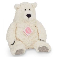 Hermann Teddy Polar Bear Bridget 98767