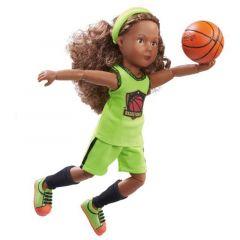 Kruselings Joy Basketball star player