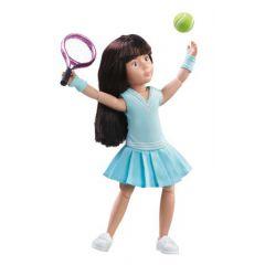 Kruselings Luna plays tennis