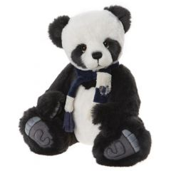 Charlie Bears Piran panda bear