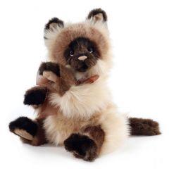 Charlie Bears Queenie Cat front