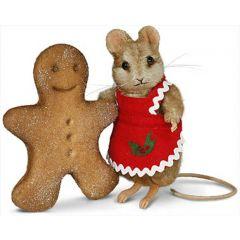 R. John Wright Ginger the Christmas Mouse