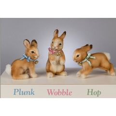 R. John Wright Plunk Wobble and Hop