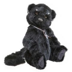 Charlie Bears Rea Panther
