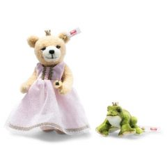 Steiff EAN 006098 Frog Price set