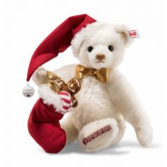 Steiff Sweet Santa Teddy Bear EAN 006562