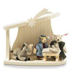 Steiff EAN 006937 Nativity scene 2020
