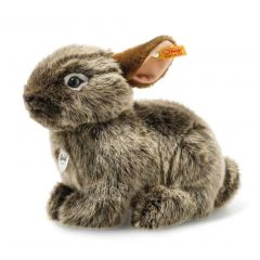 Steiff Nationa Geographic Vula Vulcano Rabbit EAN 024368