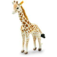 Steiff Magda Massai Giraffe EAN 024412 National Geographic