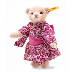 Steiff Great Escapes Tokyo Teddy Bear EAN 026799