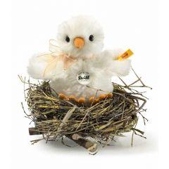 Steiff chick in nest EAN 033087