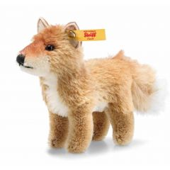 Steiff Fox EAN 033544 National Geographic