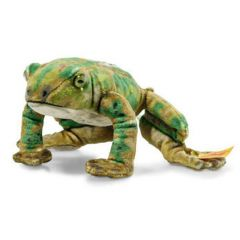 Steiff National Geographic Froggy Frog EAN 056536