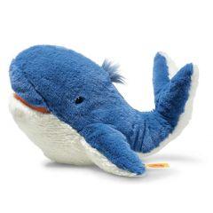 Steiff Tory Blue Whale 28 cm. EAN 063831