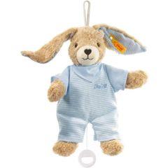 Steiff EAN 237515 Hoppel konijn met speeldoos