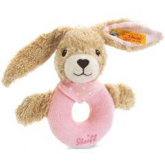 Steiff Hoppel rammelaar roze EAN 237591