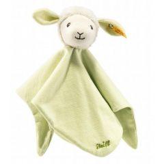 Steiff 237867 Lenny Lamb comforter