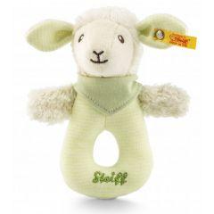 Steiff EAN 237928 Lenny lamb grip toy