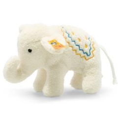 Steiff Elephant with rattle EAN 241147