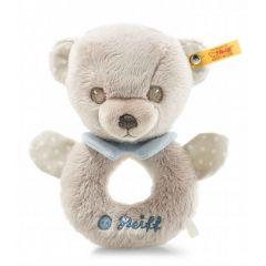 Steiff Levi Teddy Bear Rattle 15 cm. EAN 241512