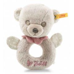 Steiff Lea Teddy Bear Rattle 15 cm. EAN 241611