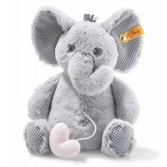 Steiff 241765 Ellie Elephant Music Box