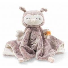 Steiff 241857 Ollie Owl Comforter