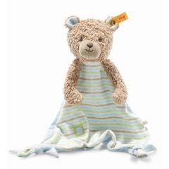 Steiff EAN 242229 Rudy Teddy Bear Comforter