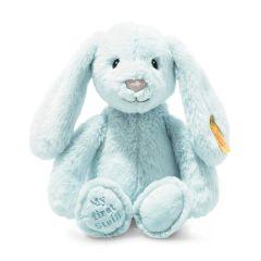 Steiff my first Hoppie rabbit blue 26 cm. EAN 242335