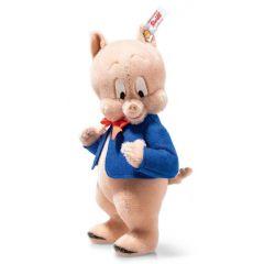 Steiff Porky Pig 23 cm. EAN 354496
