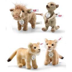 Steiff  Lion King Gift Set EAN 354922