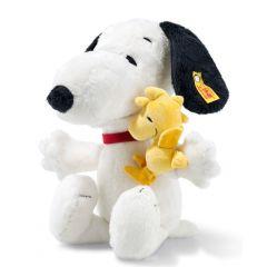 Steiff 658204 Snoopy with Woodstock